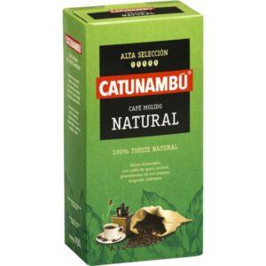Café Catunambú. 100% natural