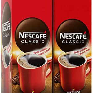 Nescafé soluble descafeinado - 100 sobres